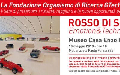 ROSSO DI SERA – Emotion & Technology