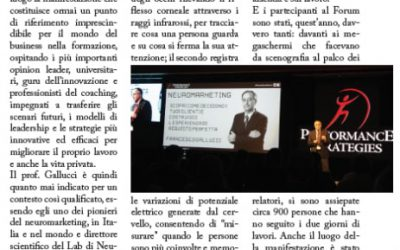 Neuromarketing per Eccellere