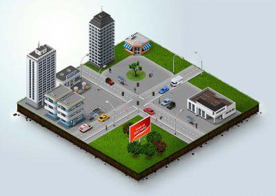 Modellazione 3d del territorio (mvt)