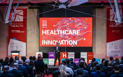 Innovazione e medicina: Frontiers Health 2019