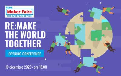 Al via l'ottava edizione di Maker Faire – Rome